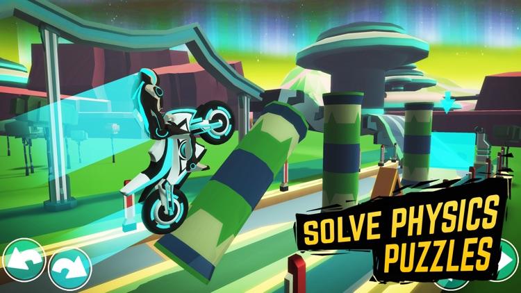 Gravity Rider: Power Run screenshot-3