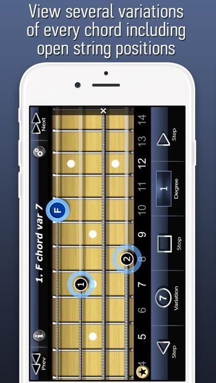 Bassman Chords