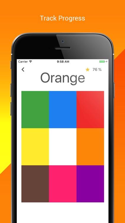 Learning Colors - Kids & Toddlers Educational Game screenshot-3