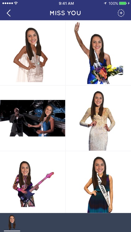Miss USA — Emojis, Filters, and More screenshot-3