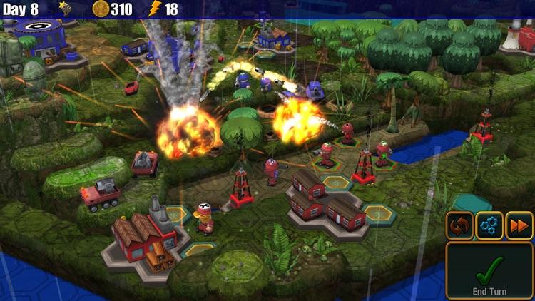 Epic Little War Game screenshot-3