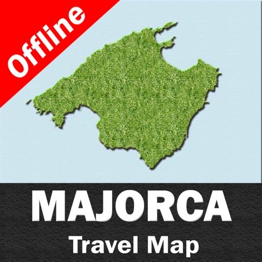 MAJORCA (MALLORCA) ISLAND – Travel Map Navigator