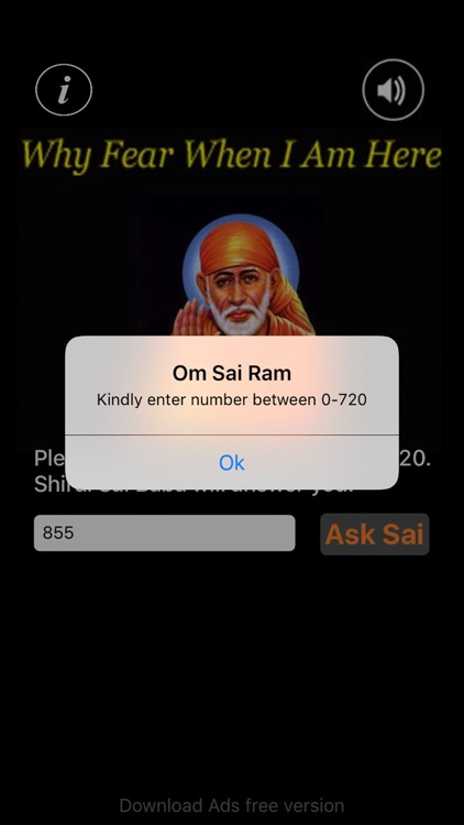 Sai Baba Question & Answers