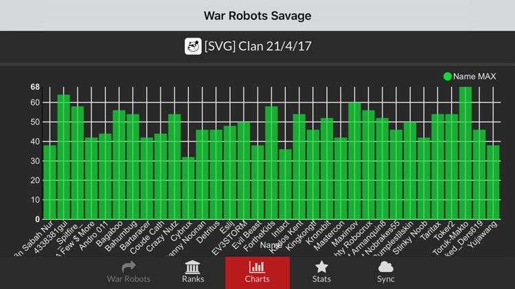 War Robots Savage screenshot-3