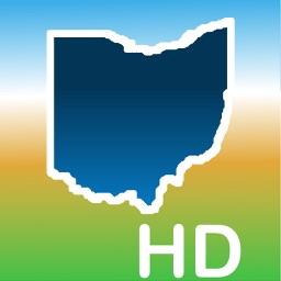 Aqua Map Ohio Lakes HD- GPS Offline Nautical Chart