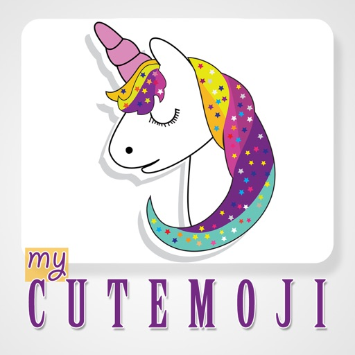myCUTEMOJI - Emojis and Stickers iOS App