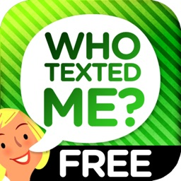Who Texted Me? (Free) - Hear the name who just sent that message