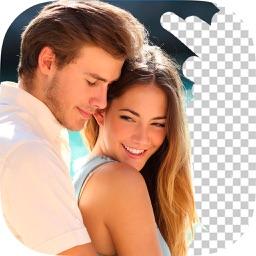 Photo Background Eraser Editor - Cut & paste