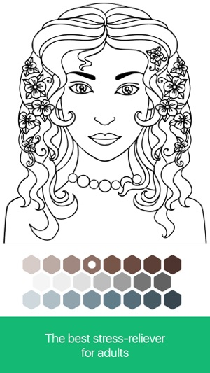ColorMe - Adults Coloring Book on the App Store