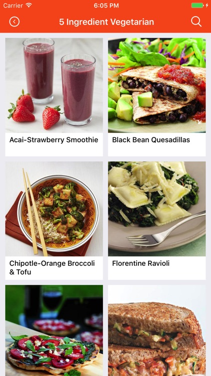 Vegetarian Recipes: Food recipes & cookbook