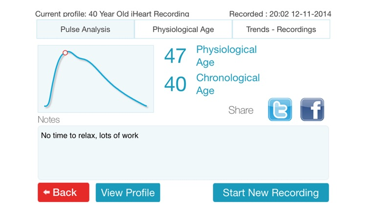 iHeart Internal Age Pro screenshot-1
