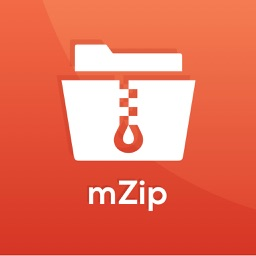 mZip- unzip,rar & Zip File Opener to Open Zip file