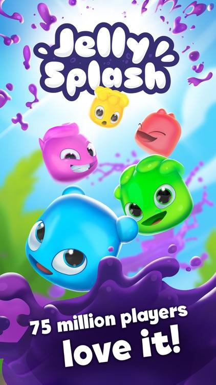 Jelly Splash screenshot-4