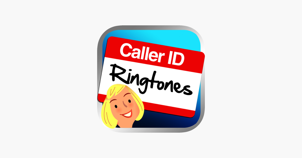 ‎Caller ID Ringtones - HEAR who is calling