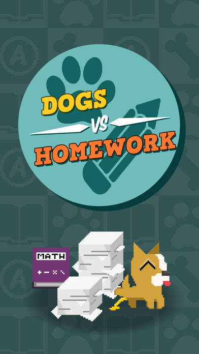 Dogs Vs Homework - Idle Game screenshot one