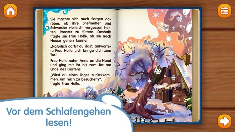 Frau Holle: Märchen und Bücher für Kinder