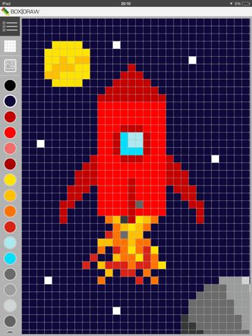 Box Draw - náhled
