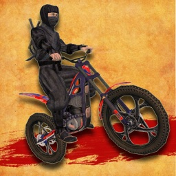 Bike Trials Ninja