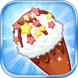 Magic IceCream Shop - Cooking game for kids