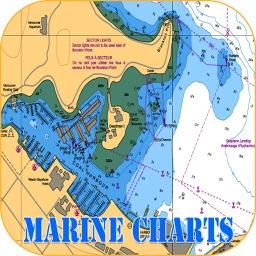 Marine Charts NOAA MGR