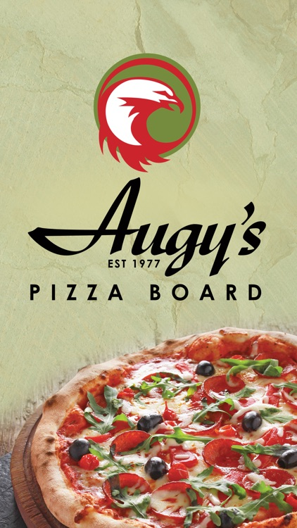 Augy's Pizza Board