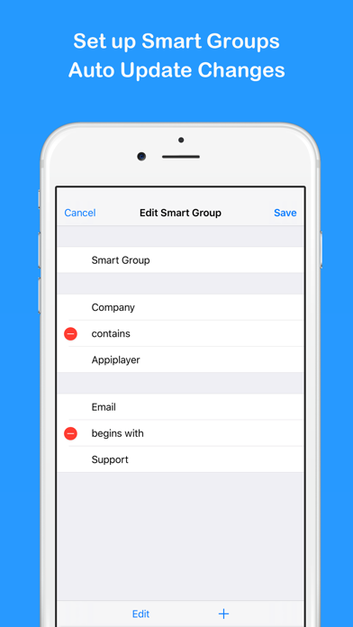 Group Text and Email Pro屏幕截图3