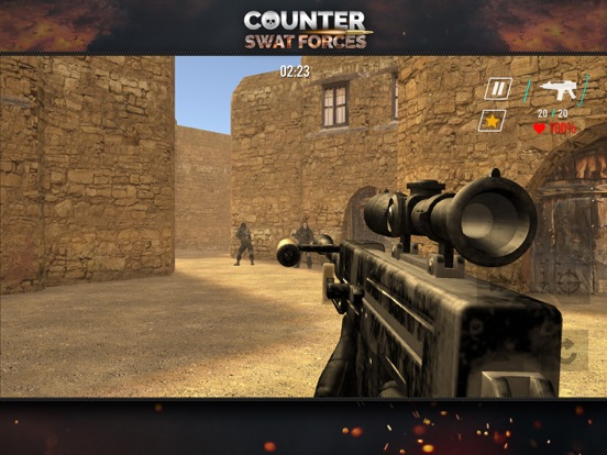 Counter SWAT Forces screenshot 9