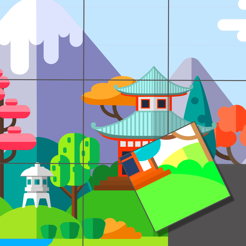 Fit the Pictures - Relaxing Picture puzzle games