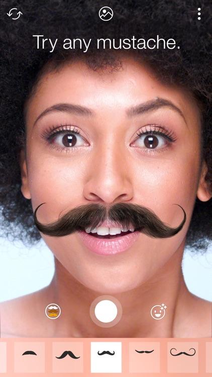 Stacheify - Mustache face app screenshot-0