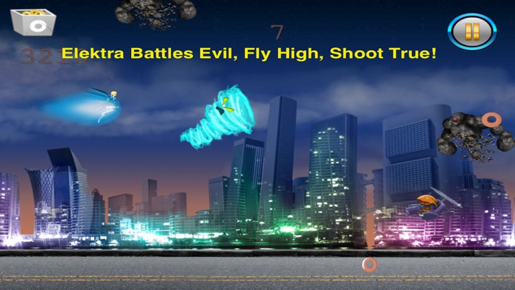 Infinite Flight Dark Avenger