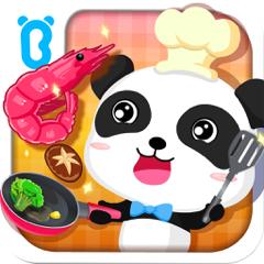 العاب طبخ - الطباخ الصغير - مطبخ الباندا