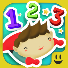 Math Superheroes - Learn math while having fun