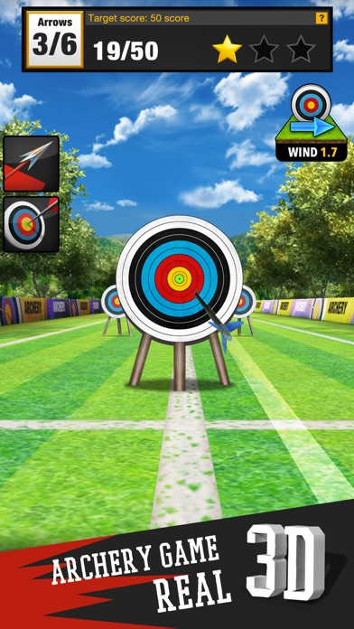 Archery Master: shooting games Screenshot on iOS