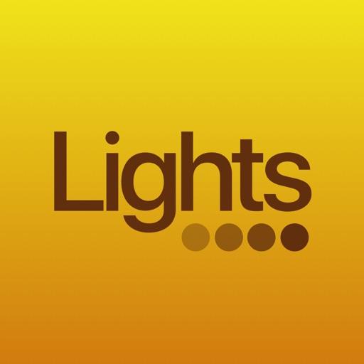 Lights for Philips Hue Lights - Scene Lighting app