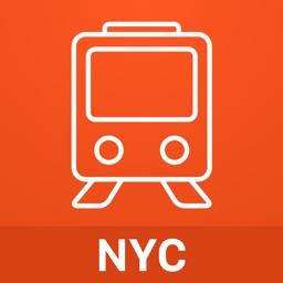 New York Subway Map - NYC
