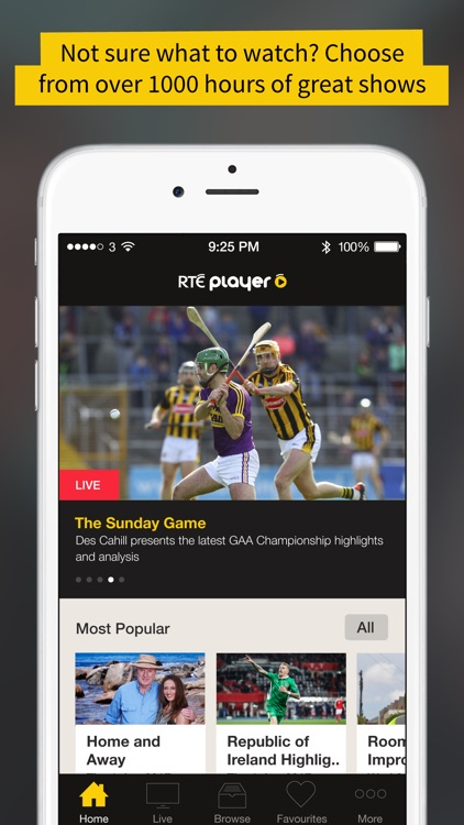 RTÉ Player