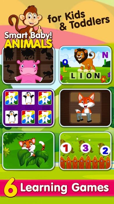 Smart Baby! Toddler Learning screenshot 1
