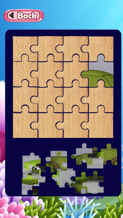Jigsaw Puzzles Games Turtle Animal Version app image