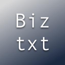 Biztxt