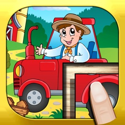puzzle game for kids & toddlers