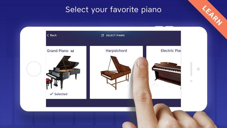 Piano app by Yokee app image