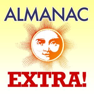 Almanac Extra! Lifestyle app