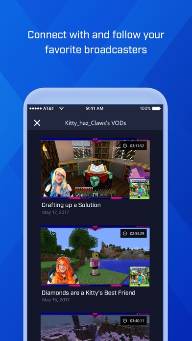 Mixer – Interactive Live Streaming Screenshot