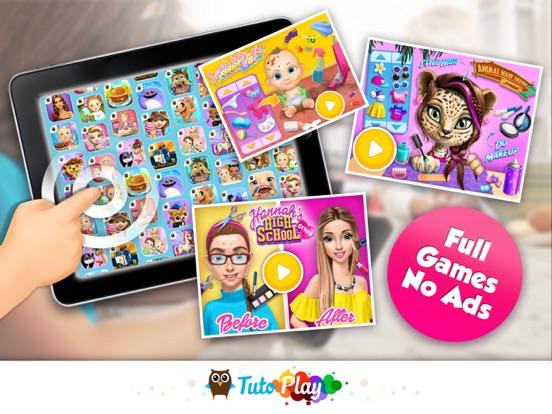 TutoPLAY Best TutoTOONS Games для iPad