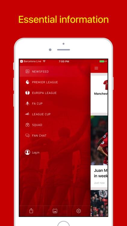 MU Live – Scores & News for Manchester Fans screenshot-4