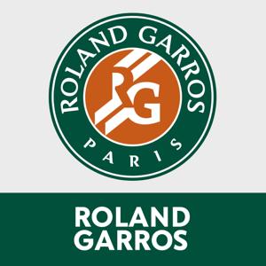 Official Roland-Garros Tournament App Sports app