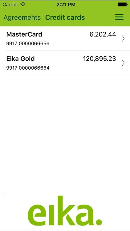 Eika Kredittbank screenshot-3