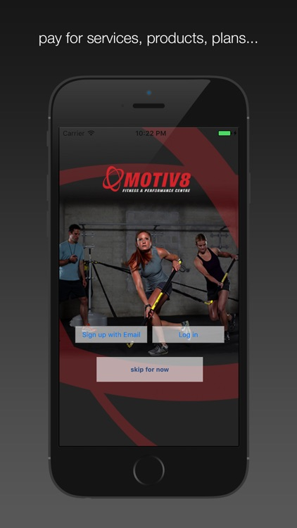 Motiv8 Fitness