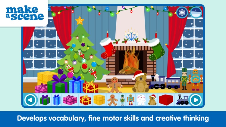 Make a Scene: Christmas (Pocket)