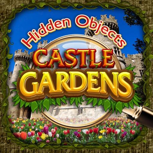 Hidden Objects Castle Gardens Quest Object Time